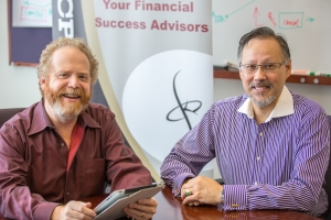 San Francisco accounting firm directors Geoffrey Kulik and Charles Sterck